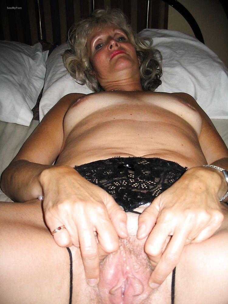vagina Grannies cum