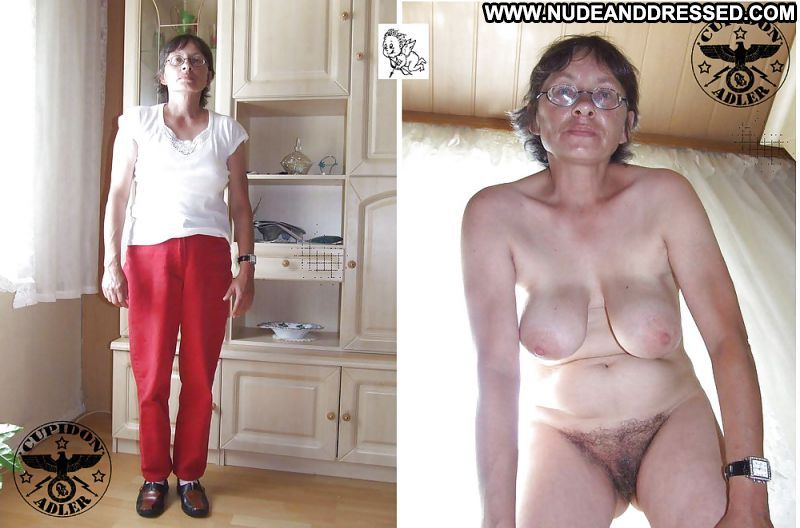 Video granny nude happiness has