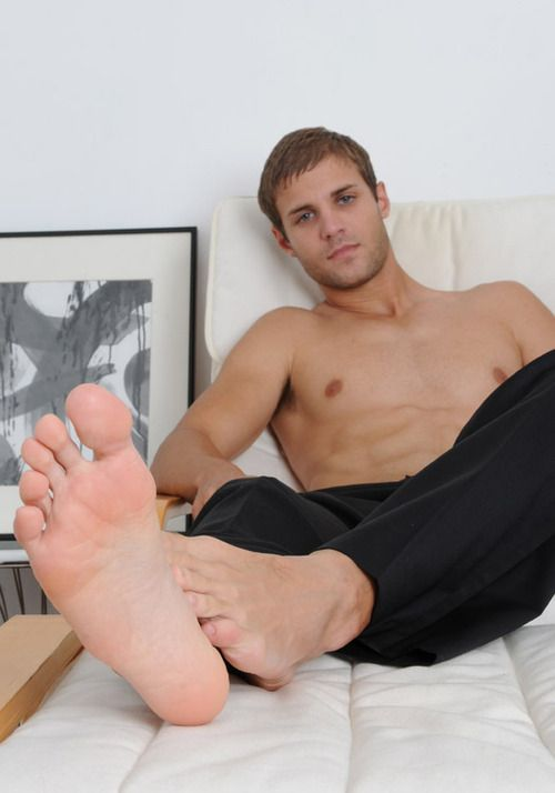 Choco reccomend Guys with sexy foot