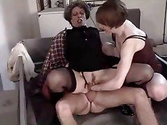 Hot mature fisting