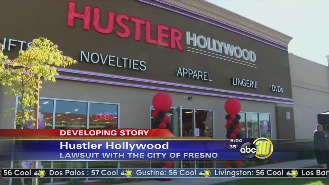 Hustler hollywood jobs