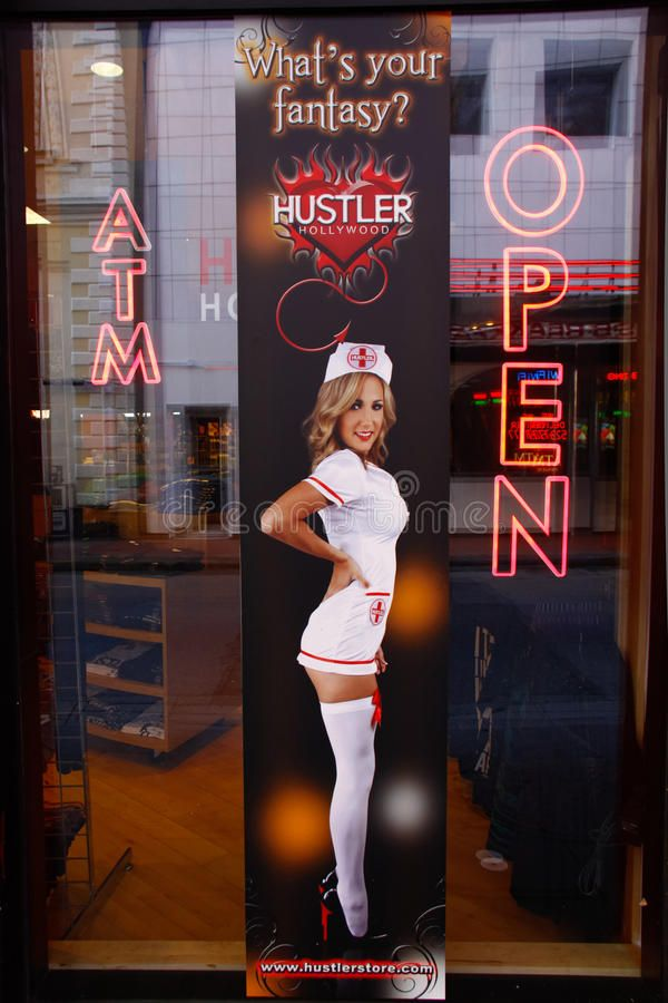 Hustler new orleans