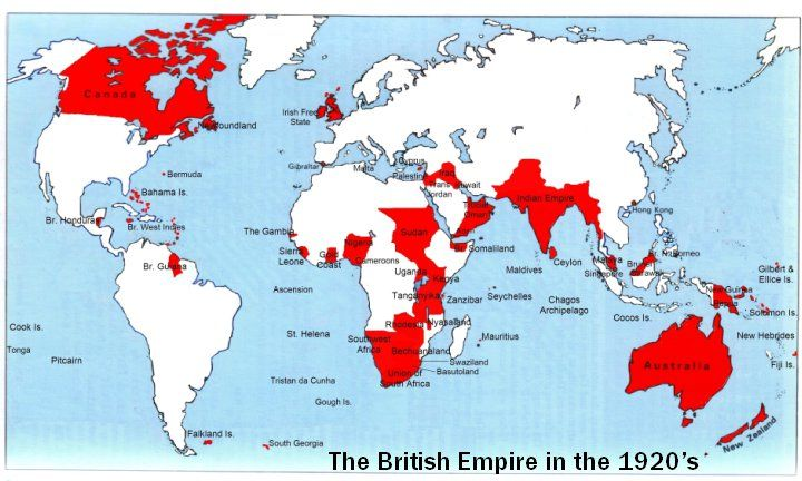 Imperialism or world domination