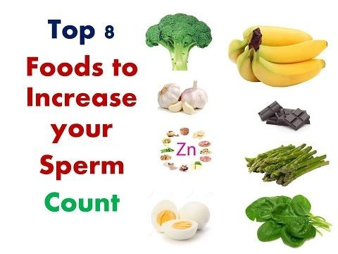 Increase quantity sperm