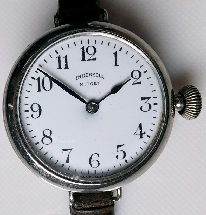 best of Midget wristwatch Ingersoll