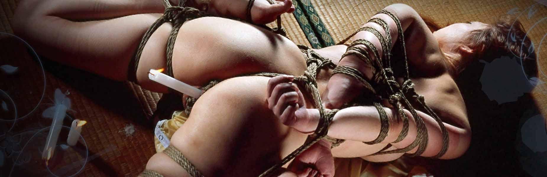 Baller reccomend Japanese rope bondage video