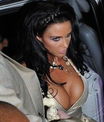Jordan boob scars