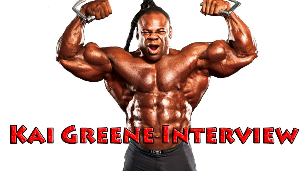 Kai greene jack off