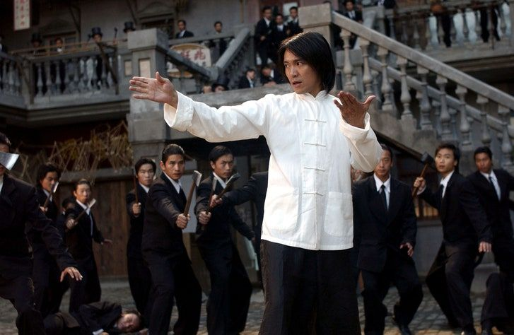 Chef reccomend Kung fu hustler stephen chow