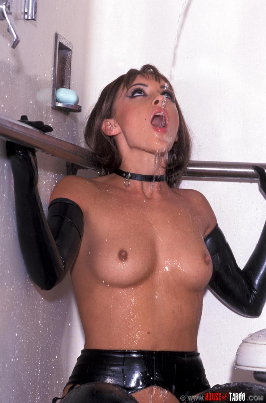 latex pissing galleries adult videos