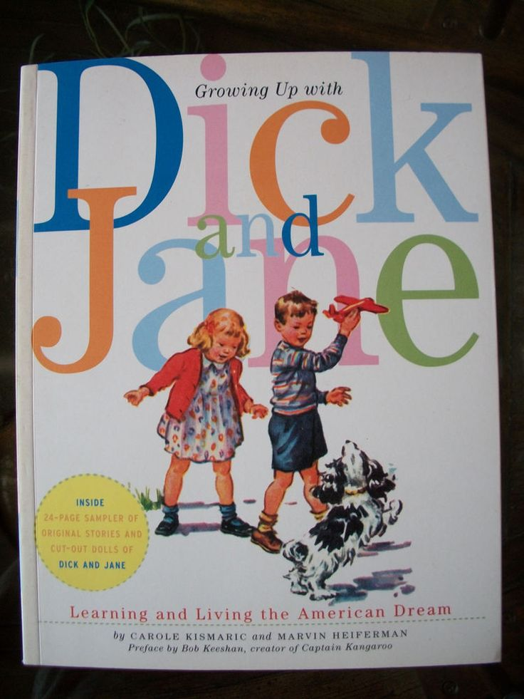 Learning yiddish with dick and jane
