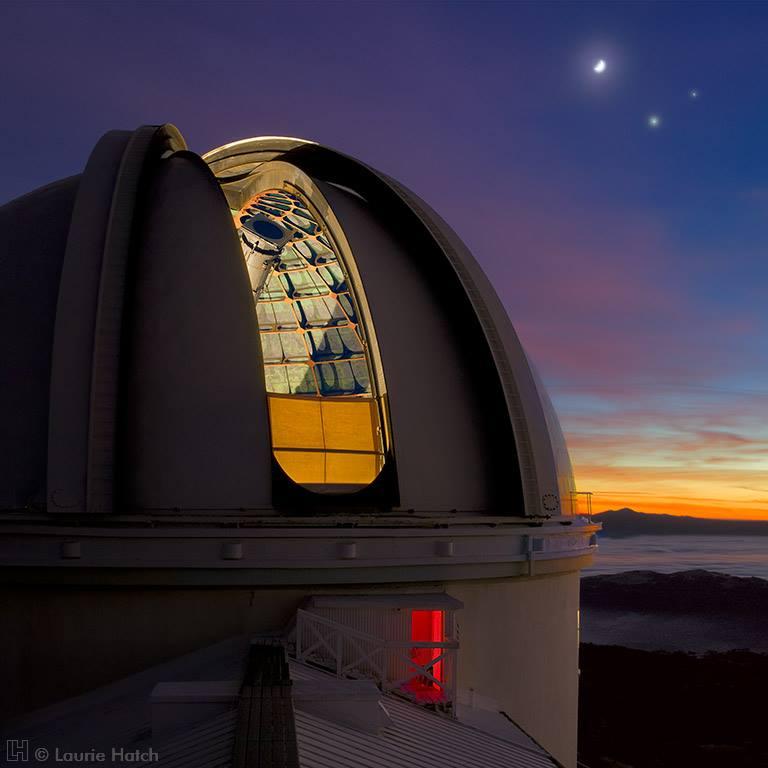 Ump reccomend Lick observatory music