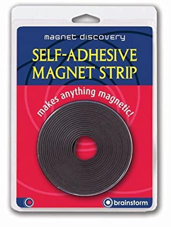 Magnetic strip load