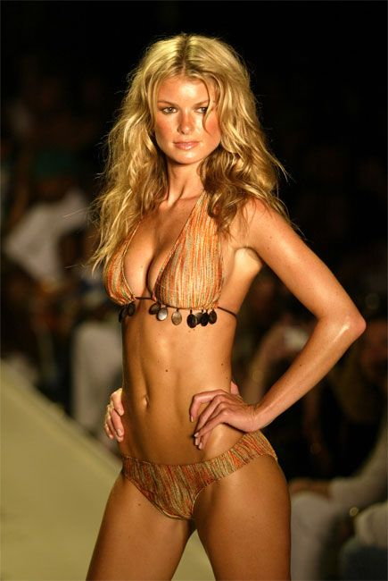 Marisa miller diamond bikini pic