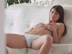 Masturbation movie pantie video