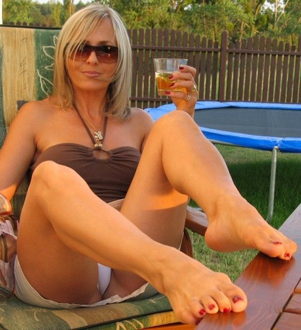 best of Toes Mature mom