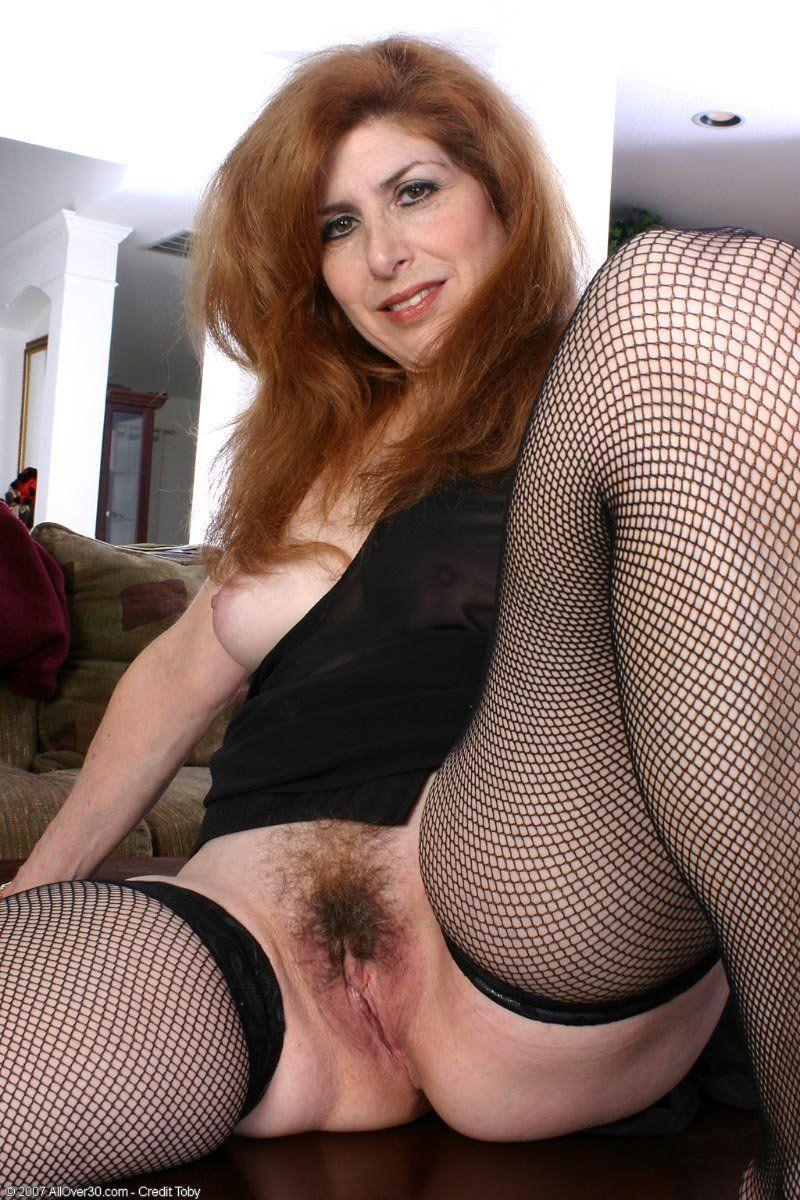 Redheads stockings