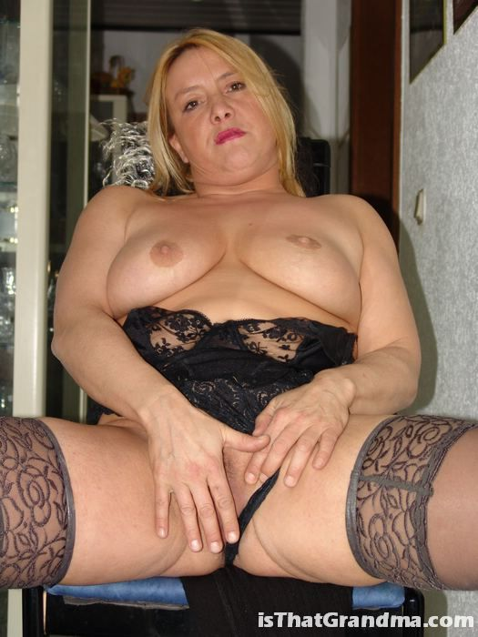 Think, that stockings chubby anal wearing blonde sorry, can