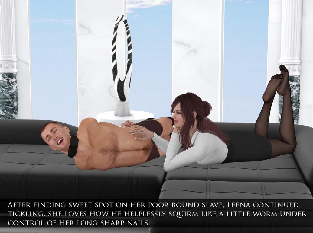Bullseye reccomend Men pantyhose tickling