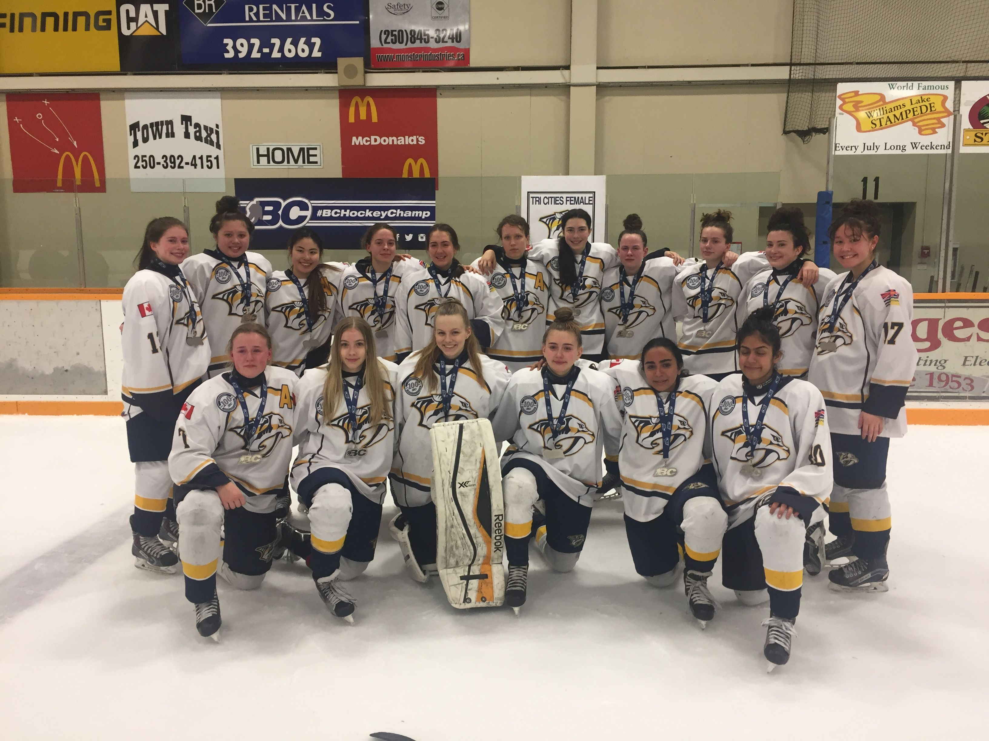 best of Provincials Midget hockey