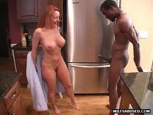 Milf for black cock