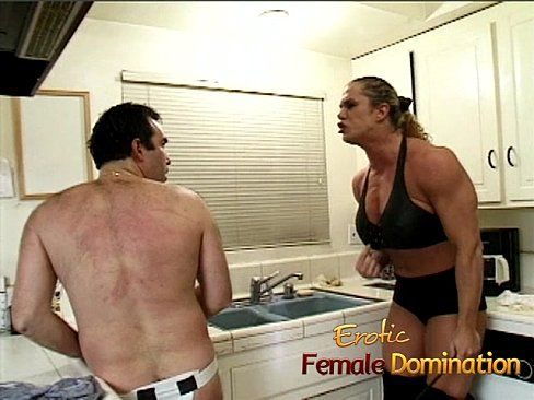 Can not Domination muscle woman nice