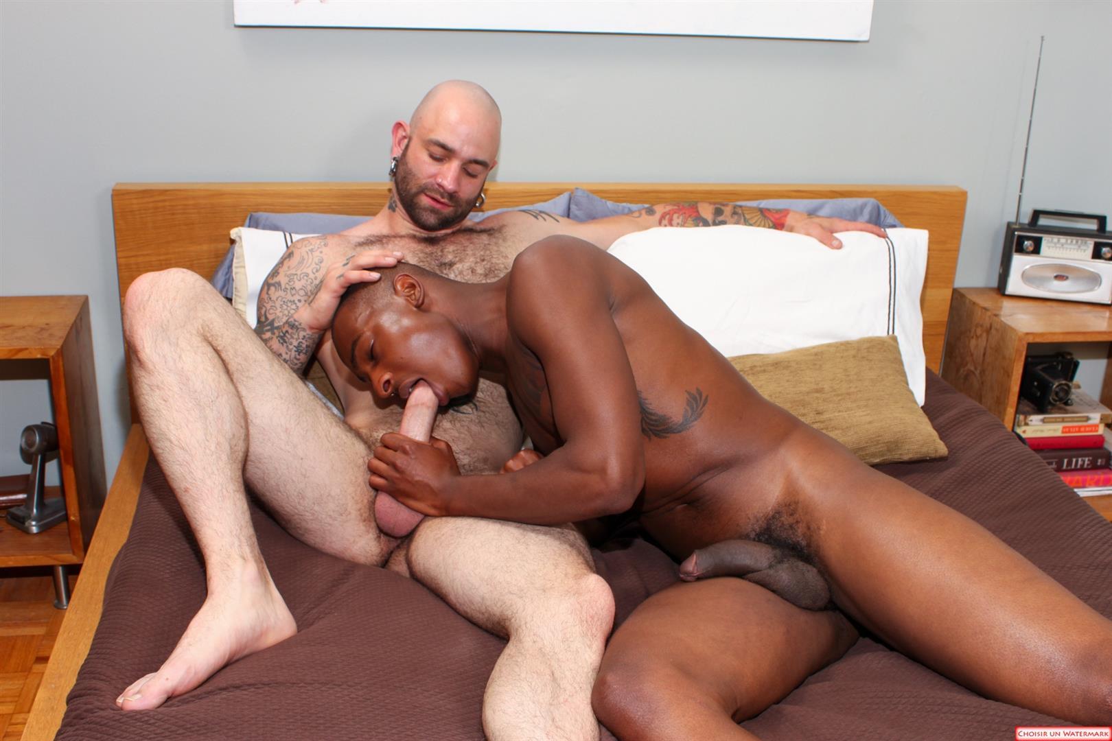 Ebony and my cock