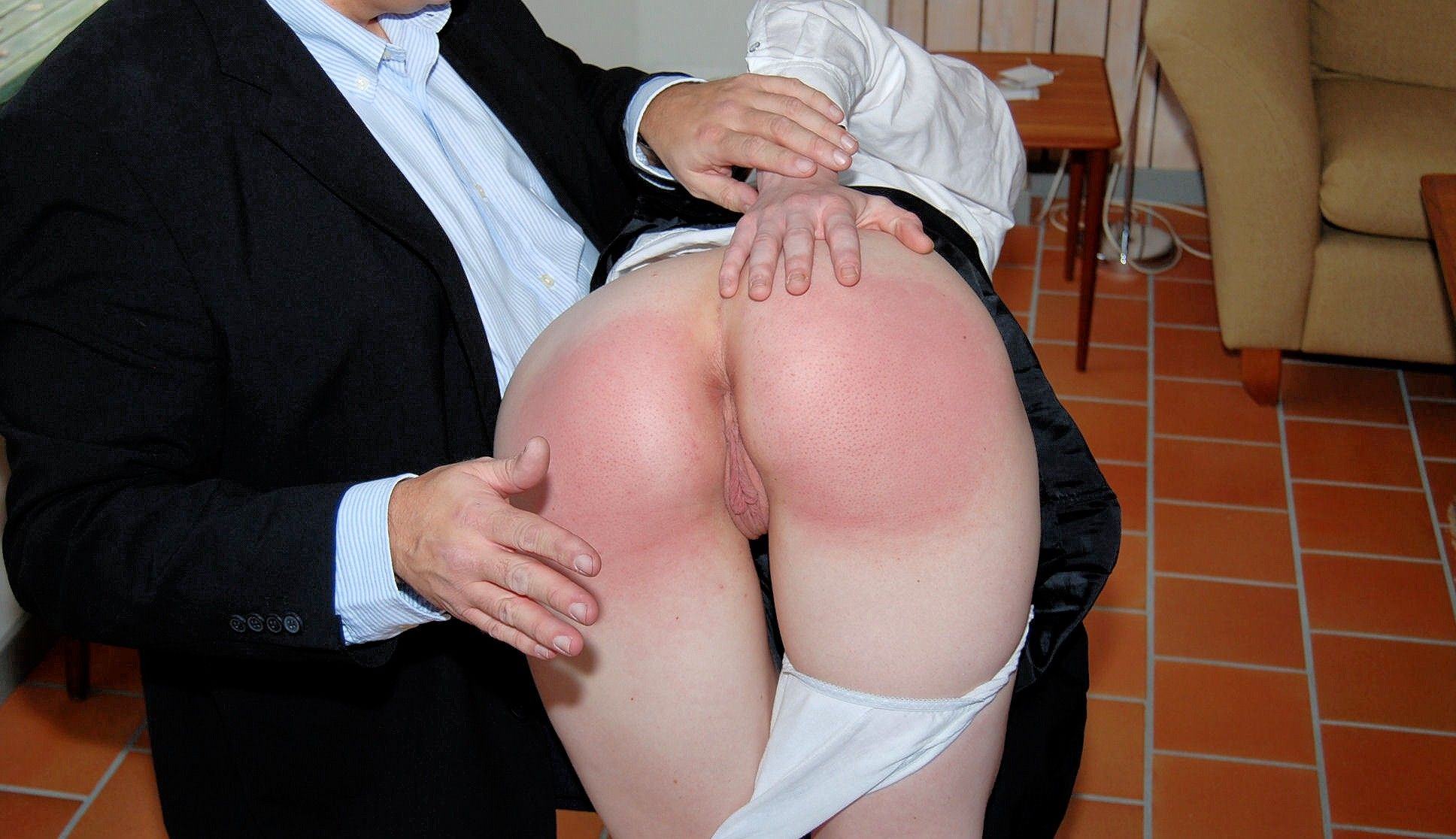 best of Spanking free mpeg Naked butt