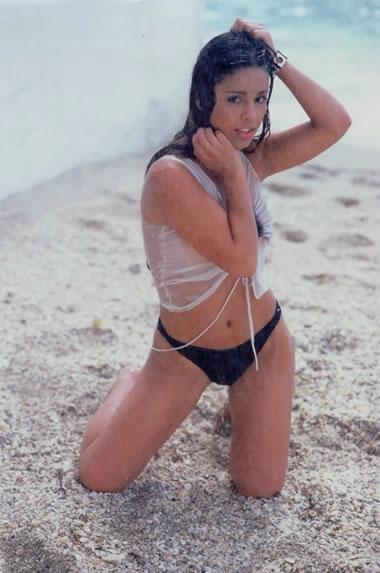 Bass reccomend Natalia villaveces bikini