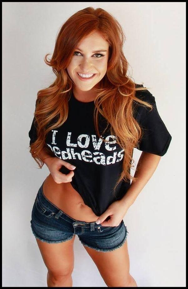 best of Hotties Natural redhead