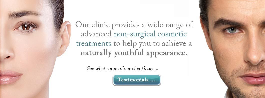 Sphinx reccomend Non surgical facial enhancements that are offered at youthful mages
