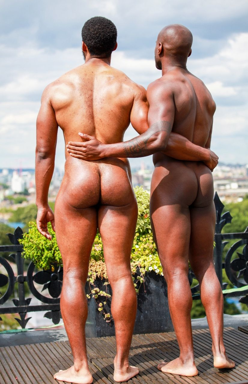 Black M. reccomend Nude black gay men pictures