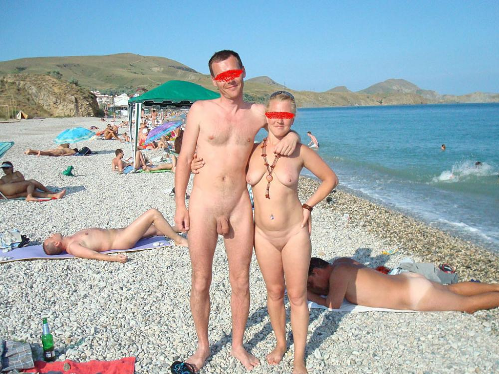 Young B. reccomend Nudist beach familly