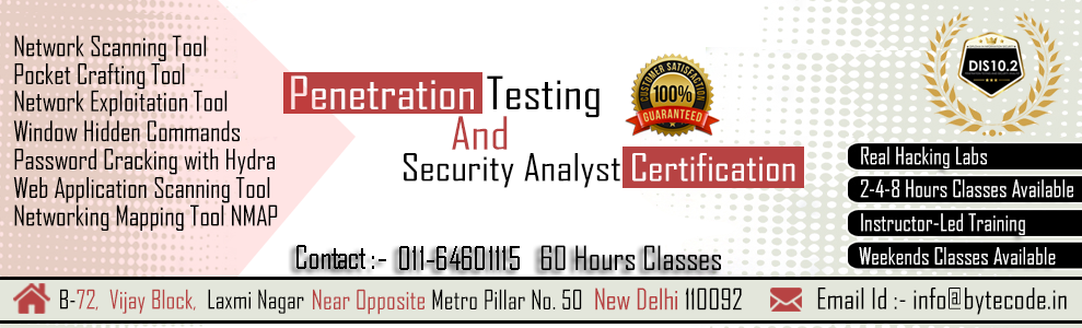 best of Test certification Penetration
