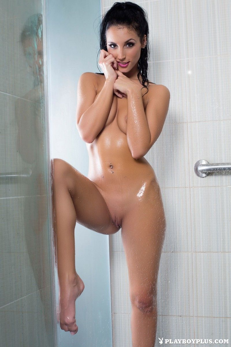 shower girls Wet nude