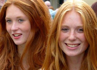 Black L. reccomend Real redhead minge