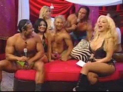 Sex shows strippers