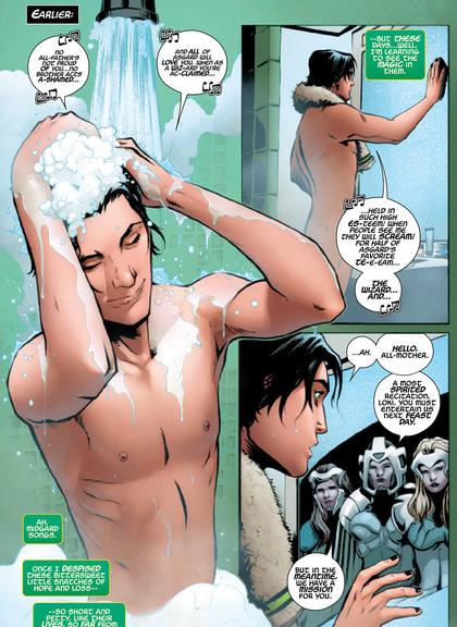 best of Sex comic Shower