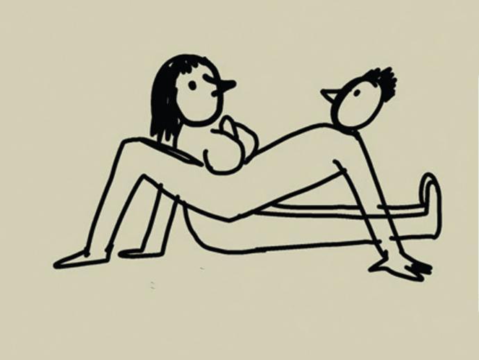 best of Position Shrimping sex