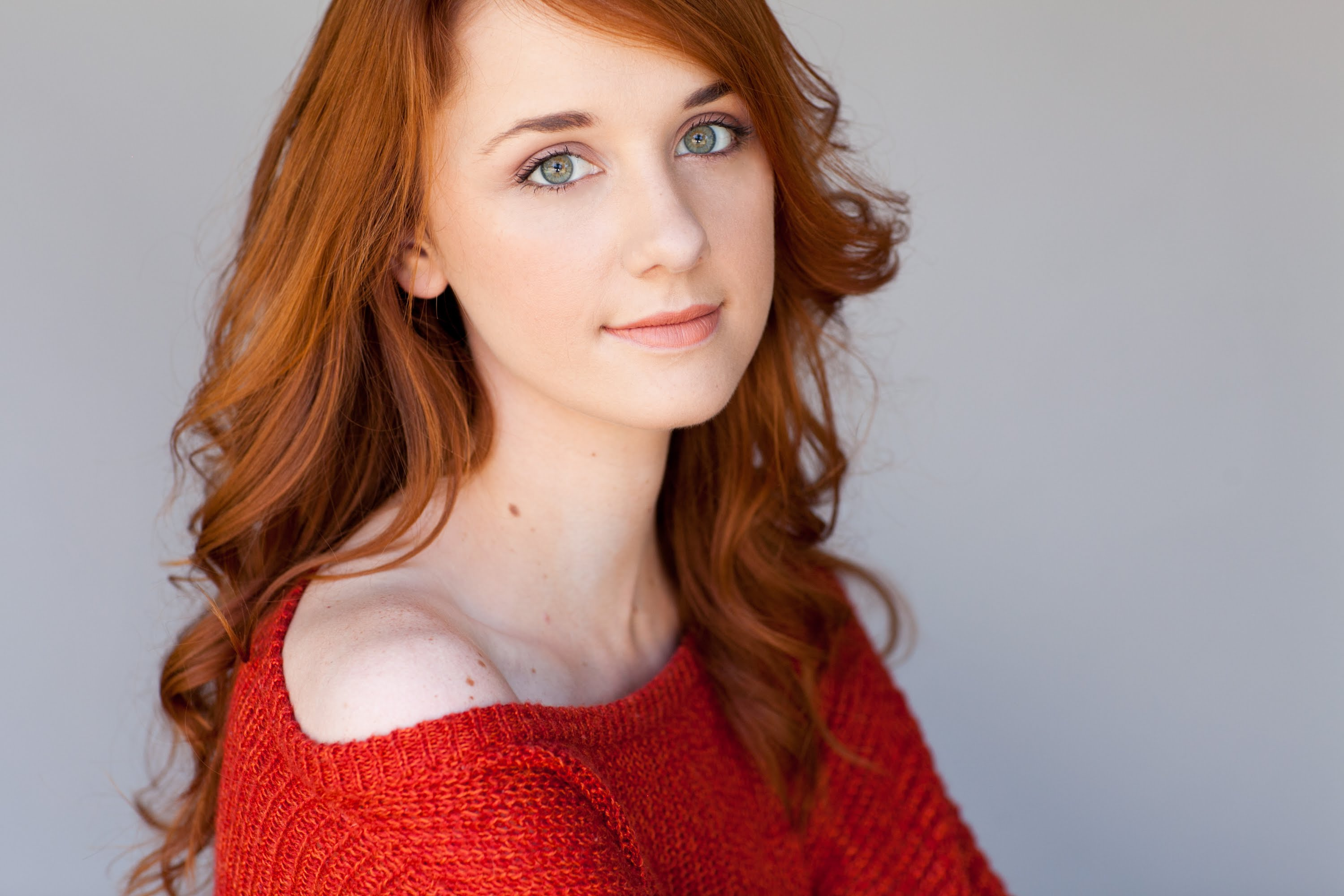 Sunny reccomend Singer actress redhead