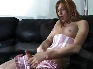 best of Butt chastity slut plug maid Sissy