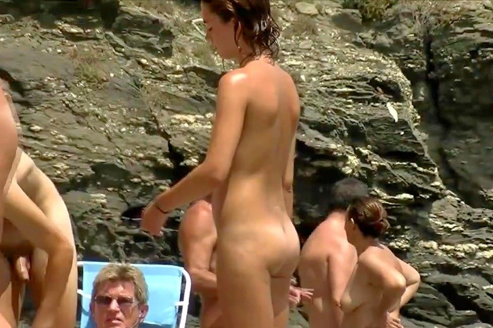 best of Nudist Slovenia blonde