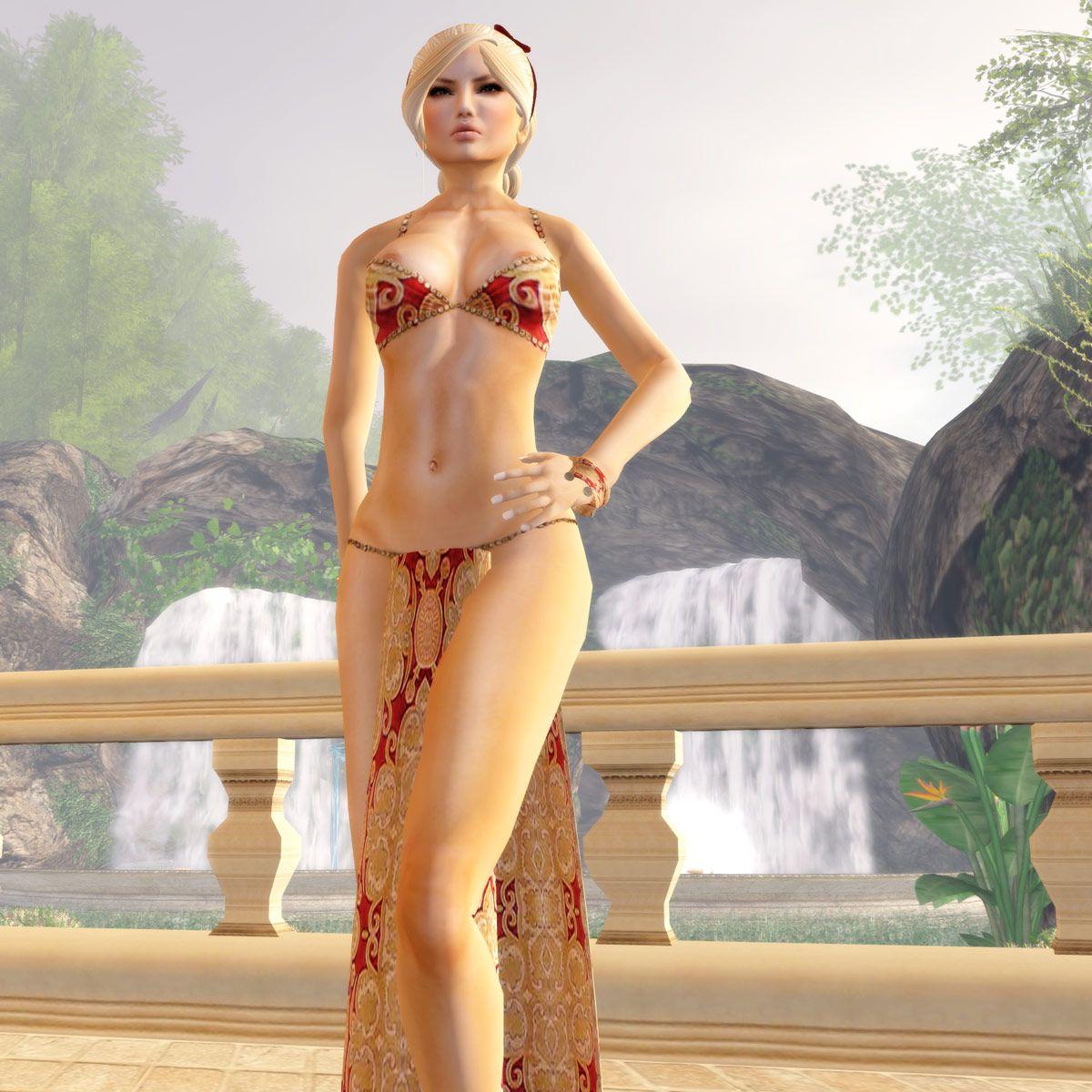 Gamely nudism in banya