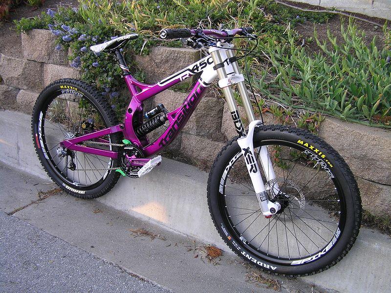 FLAK reccomend Spank bike components
