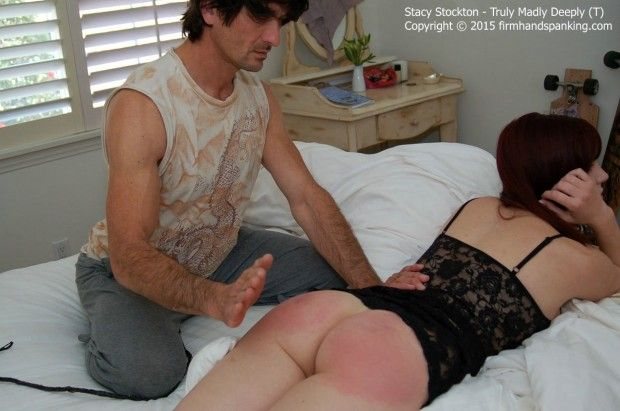 neighbors wife gets spanked