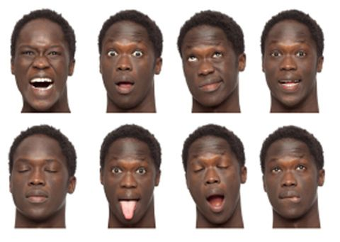 best of Expression facial emotion your recognition Test
