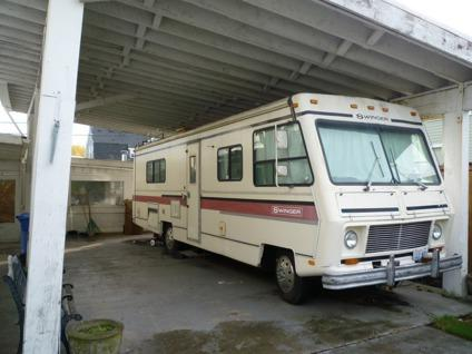 The T. reccomend The swinger motor home