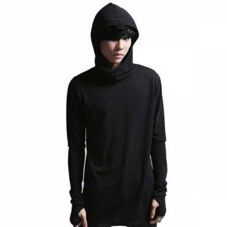 Belly reccomend Thumb hole hoodies sweatshirts