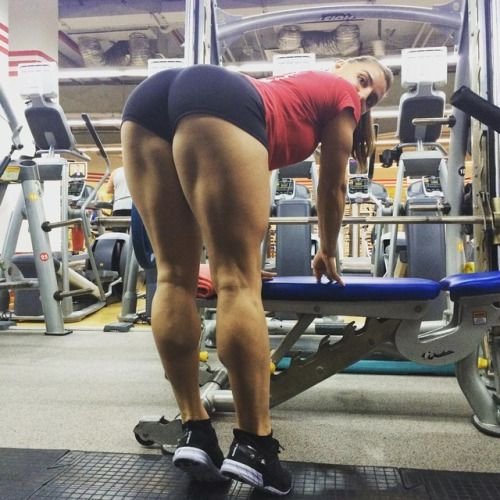 Remarkable, Voyeur pictures girl working out but not