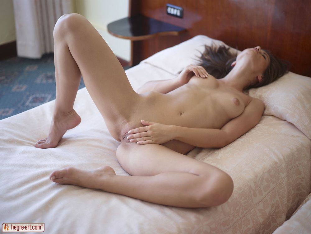 Masturbation self stimulation